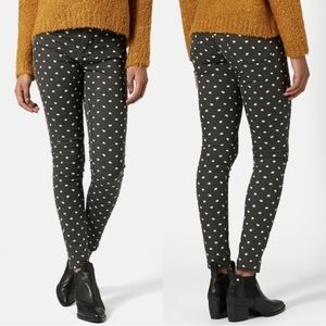 Topshop Moto Leigh Daisy Jeans